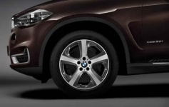 Комплект литых дисков BMW Star-Spoke 490