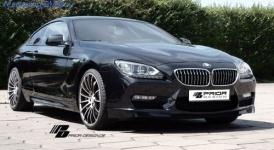 Комплект порогов Prior Design для BMW F06/F13 6-серия