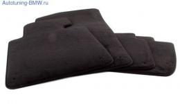 Комплект велюровых ковриков для BMW E63 6-серия