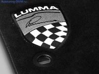 Велюровые коврики Lumma для BMW E90/E92 3-серия