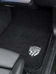 Комплект салонных ковриков Lumma для BMW X5 E70