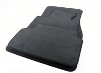 Комплект велюровых ножных ковриков для BMW G30 5-серия