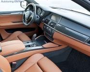 Комплект внутренней отделки Hamann для BMW X6 E71