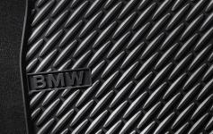 Комплект задних ножных ковриков BMW F12/F13 6-серия