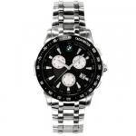 Кварцевые хронограф часы BMW