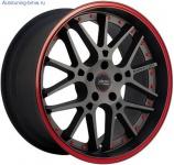 Литой диск Barracuda Stiletto Rosso