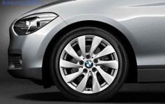 Литой диск Turbine 381 для BMW F20 1-серия