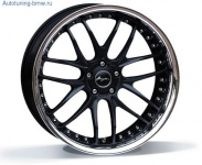 Литой диск Breyton Race GTR Matt Black
