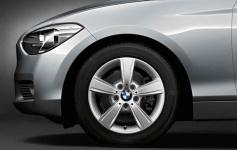 Литой диск Star-Spoke 376 для BMW F20 1-серия