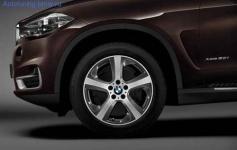 Литой диск BMW Star-Spoke 490