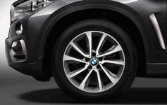 Комплект литых дисков BMW V-Spoke 595