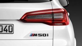 Надпись M50i для BMW X5 G05