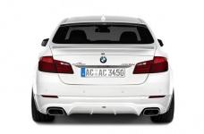 Накладка заднего бампера AC Schnitzer для BMW F10 5-серия