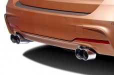 Накладка бампера AC Schnitzer для BMW F30 3-серия