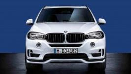 Накладка бампера M Performance для BMW X5 F15