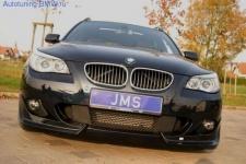 Накладка на бампер передний BMW E60/E61 5-серия