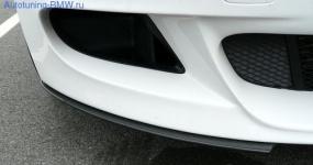 Накладки бампера Perormance для BMW 1-серия