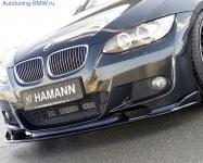 Накладка на бампер передний BMW E92 3-серия