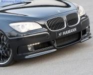 Накладка на бампер передний BMW F01 7-серия