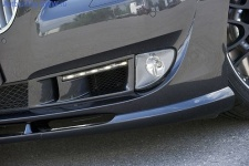 Вставки переднего бампера Hamann для BMW F10 5-серия