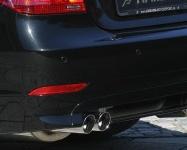 Накладка заднего бампера для BMW E60 5-серия