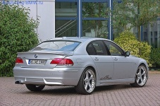Накладка на бампер AC Schnitzer для BMW E65 7-серия