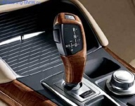 Накладка на рукоятку AКПП BMW X6 E71