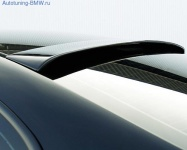 Накладка на стекло BMW E63 6-серия