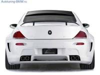 Карбоновая накладка на стекло BMW E63 6-серия