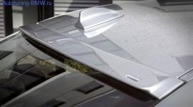 Накладка на стекло BMW E90 3-серия