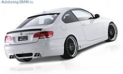 Накладка на стекло BMW E92 3-серия