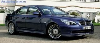 Накладка переднего бампера ALPINA для BMW E60 5-серия