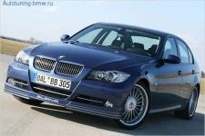 Накладка переднего бампера ALPINA для BMW E90 3-серия