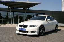 Накладка переднего бампера BMW E90 3-серия