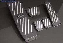Накладка под ногу G-POWER для BMW X5 E70/X6 E71