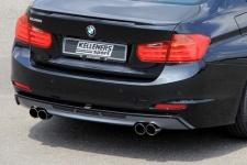 Накладка заднего бампера для BMW F30 3-серия