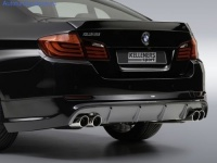 Накладка заднего бампера Kelleners для BMW F10 5-серия