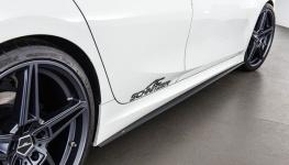 Накладки боковых порогов AC Schnitzer для BMW G20 3-серия