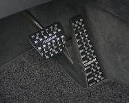 Накладки на педали для BMW Hamann (АКПП)