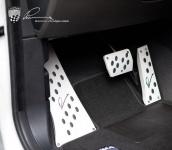 Накладки на педали Lumma для BMW X5 F15