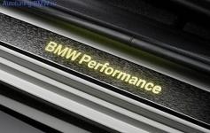Накладки на пороги дверей BMW E82/E88 1-серия