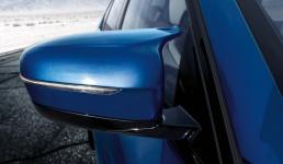 Накладки на зеркала BMW G30 в стиле M5 F90