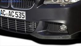 Накладки переднего бампера AC Schnitzer для BMW F10 5-серия
