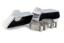 Насадки глушителя M Performance для BMW F10 5-серия