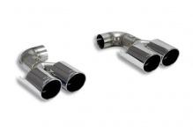 Насадки на глушитель Supersprint для BMW X5M F85/X6 F86
