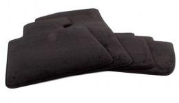 Велюровые ножные коврики для BMW E92 3-серия