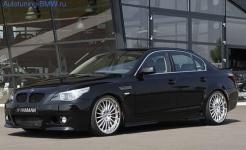 Обвес BMW E60 5-серия Hamann