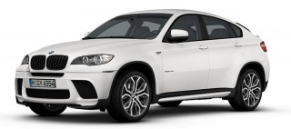 Аэродинамический обвес Performance для BMW X6 E71