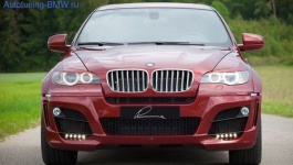 Обвес BMW X6 E71 Lumma CLR X650