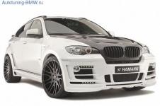 Обвес BMW X6 E71 Hamann Tycoon